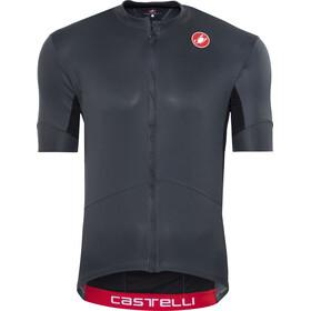 Castelli Imprevisto Nano Kortärmad cykeltröja Herr grå